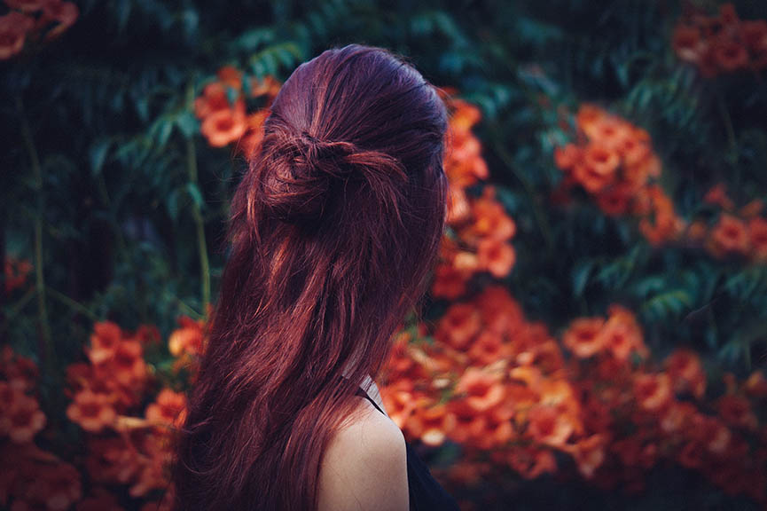 Coloring Your Hair Naturally - Heal Outside the Box